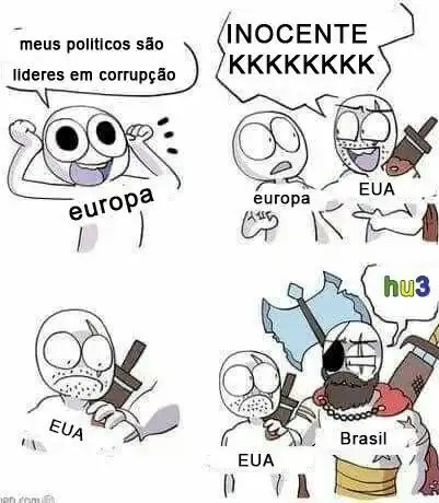 Brazil is number one - meme