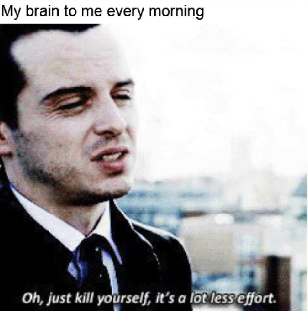 Moriarty - meme