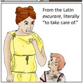 Roman mothers ain't got time for your crap!