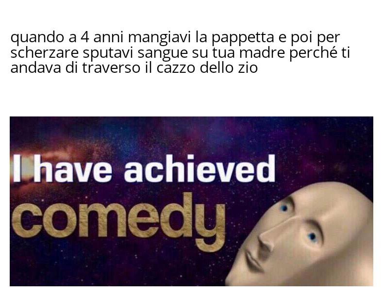 Non ho capito - meme