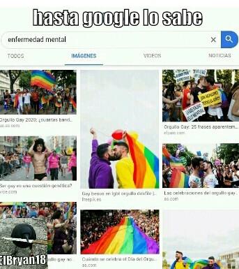 Hasta google lo sabe - meme