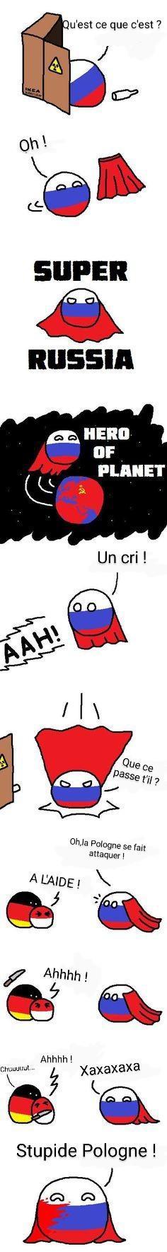 Super Russie ! - meme