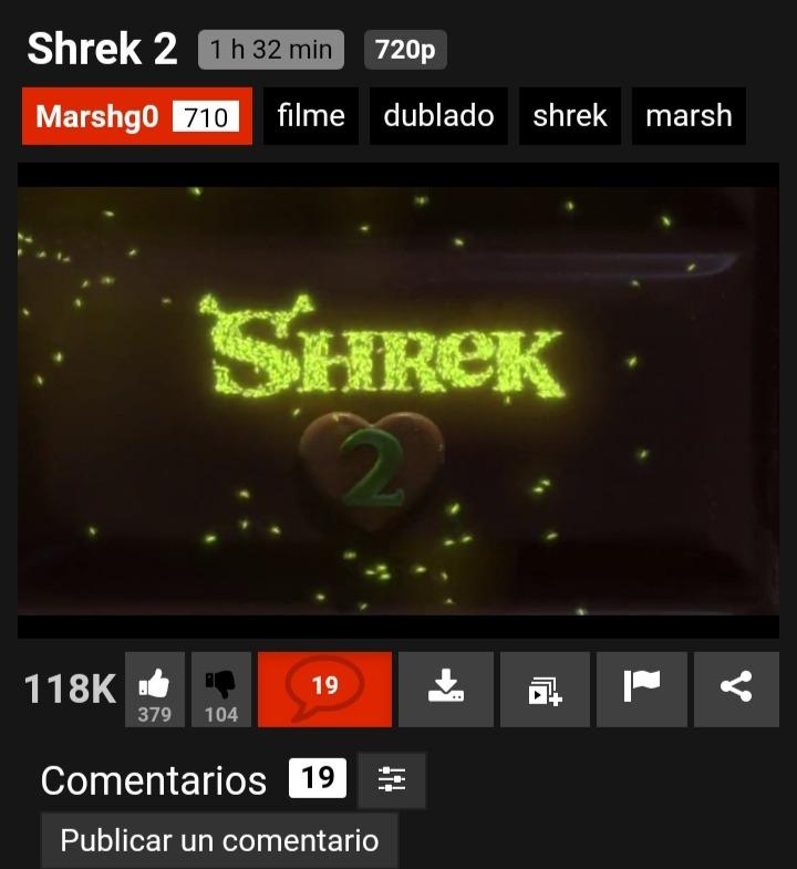 Shrek 2 :son: - meme