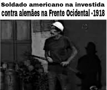 A Grande Guerra - meme