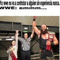 y yo viendo wrestlemania