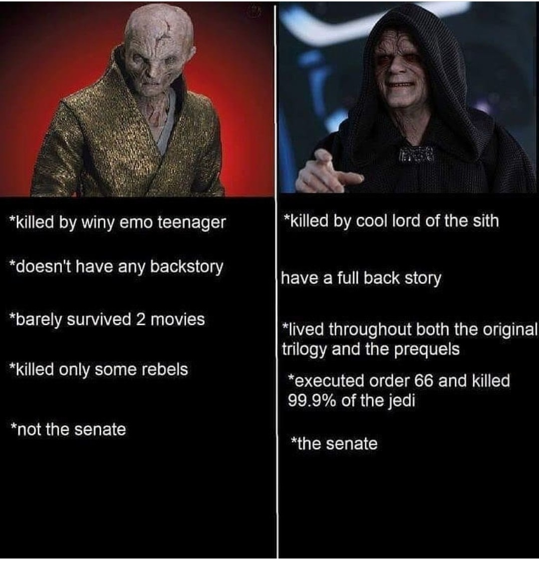 The Senate - meme