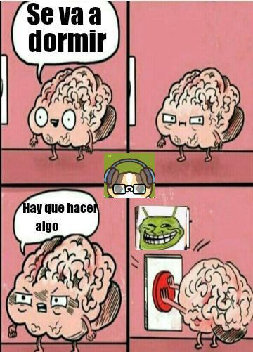 Ese cerebro - meme