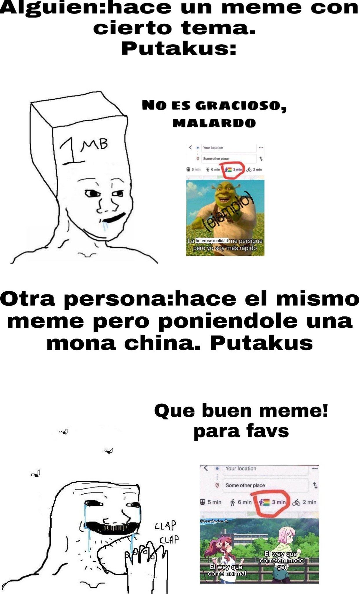 Aunque esos memes no den risa, los puse porque no encontré otro y me da Poronga buscar xd