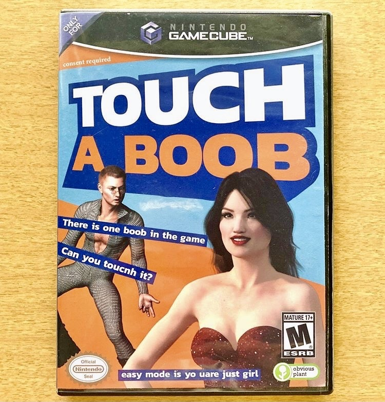My favorite GameCube game - meme