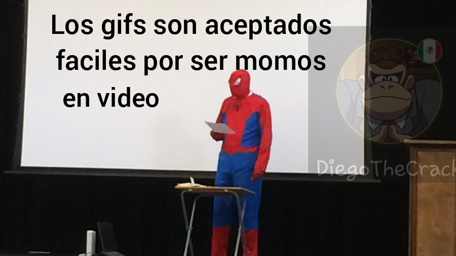 Momos en video - meme