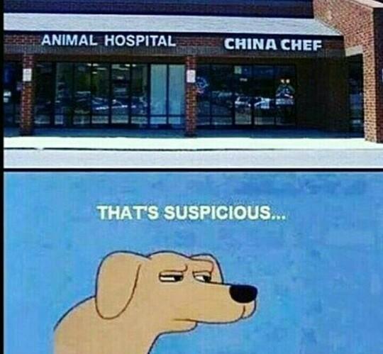 Suspicius... - meme