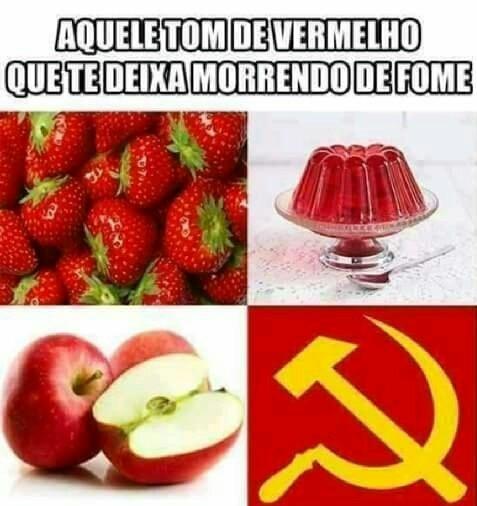 Da mó fome - meme