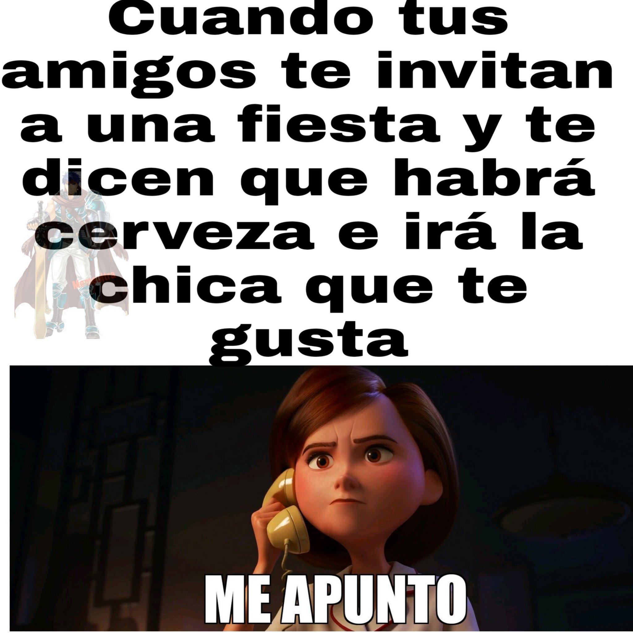 Fiesta!! - meme