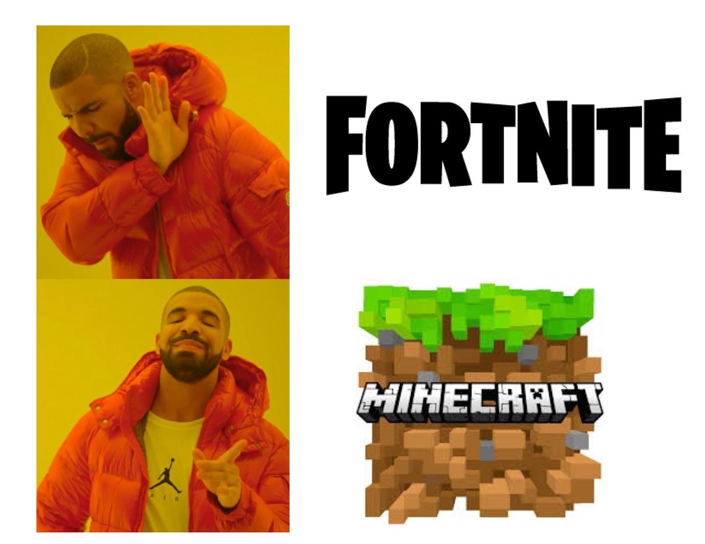 fortnite is dead - meme