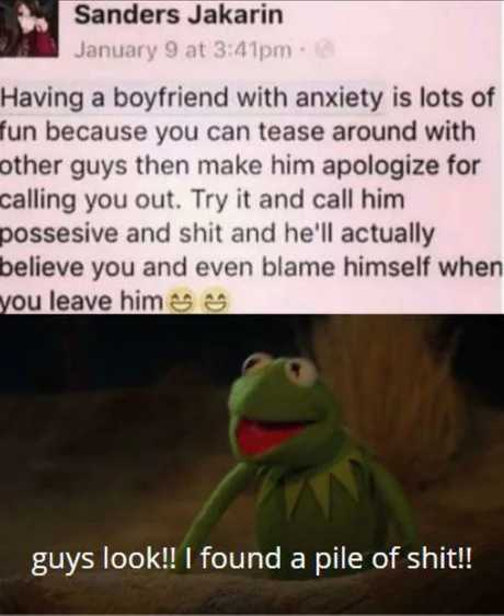 This made me angry - meme
