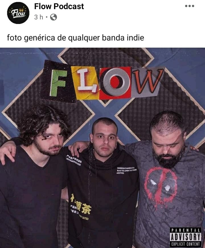 Flow Pode Quest - meme