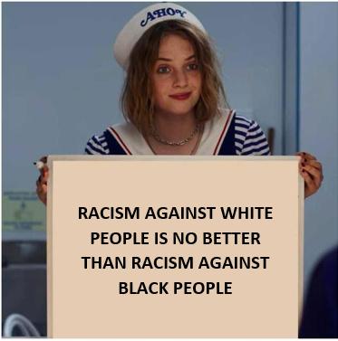 Robin Against Racism - meme