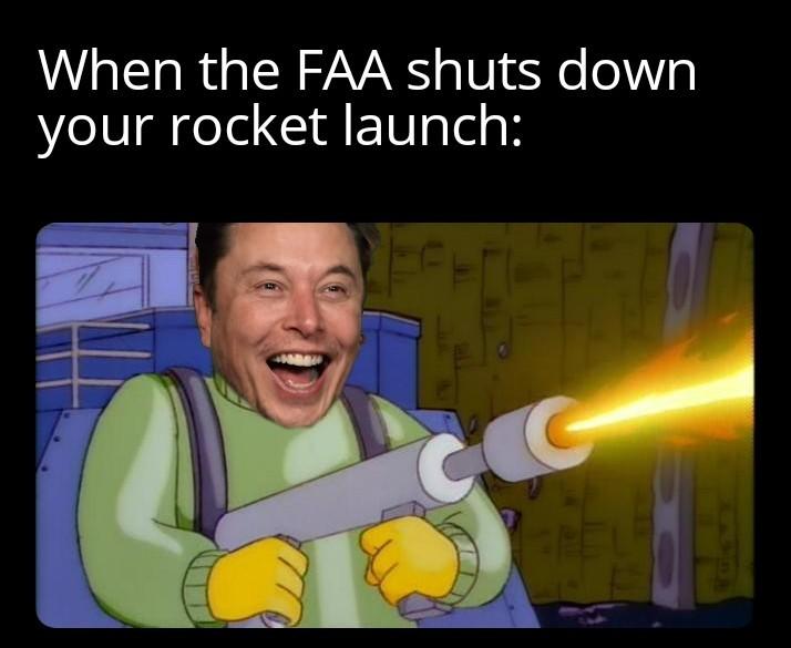 SpaceXtreme - meme