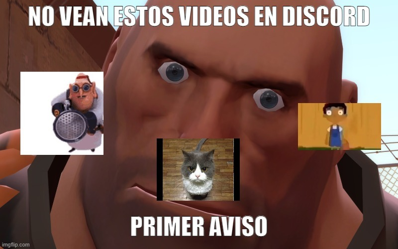 ESTOY PUTO HARTO DE LOS VIDEOS CRASHEADORES DE DISCORD AOSPGHSAIOPBGIASBGIASBGOISA - meme