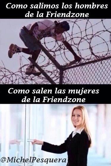 Frienzone pig - meme