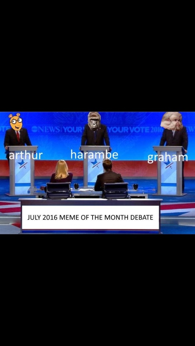 who will you vote for? - meme