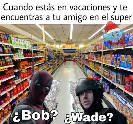 Supermercado - meme