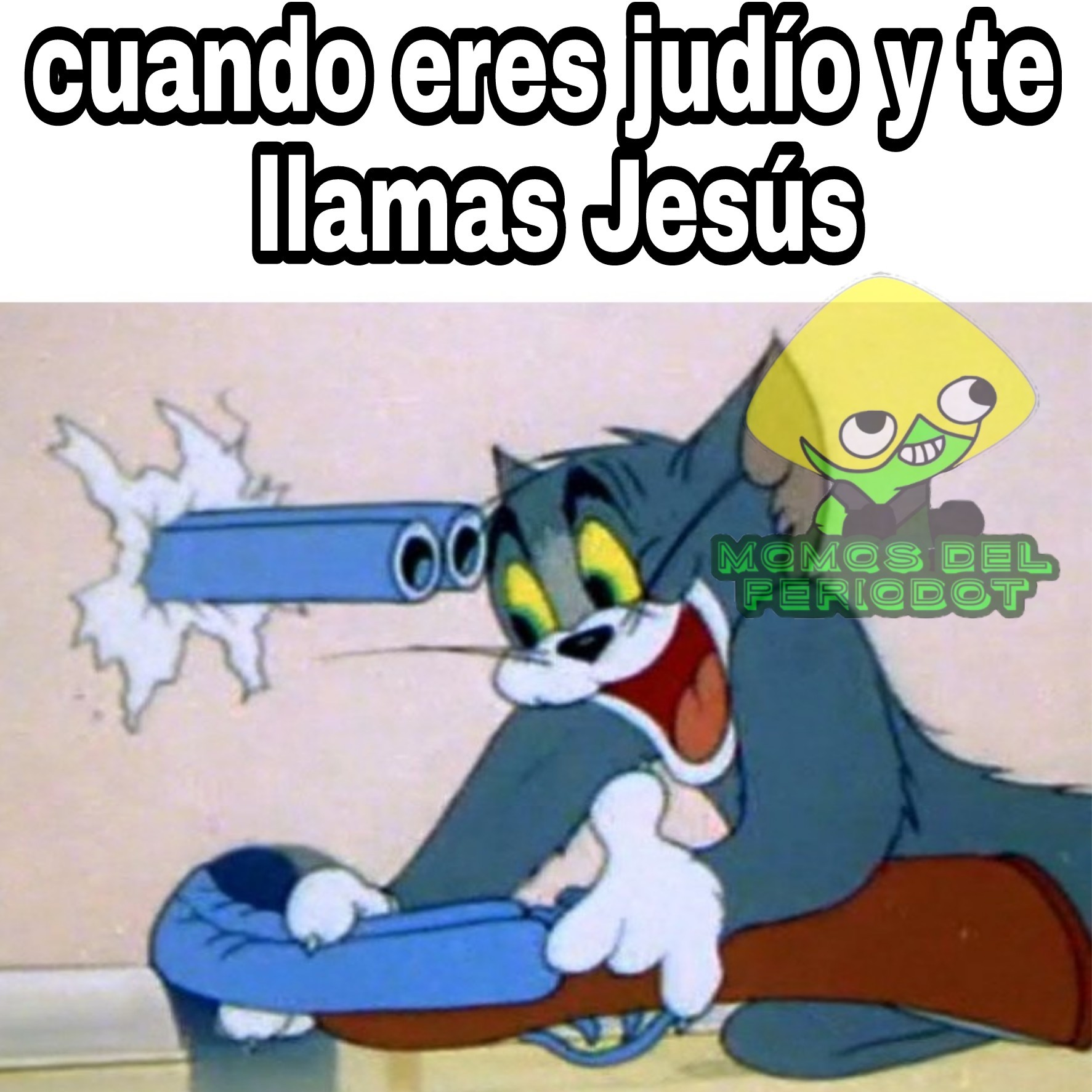 Mire el Momo :^) - meme