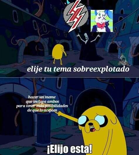 Meme cliche