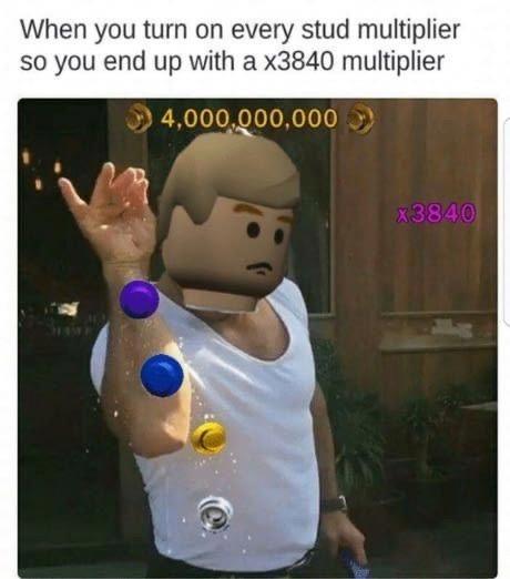 EZ money - meme