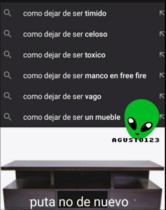 Mueble - meme