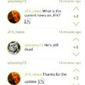 JFK News strikes again