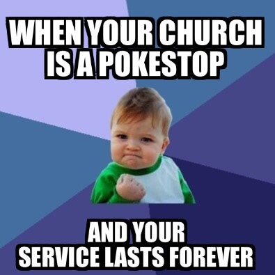 Preach on, Reverend... - meme