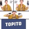Tobi + Obito = Topito   #Naruto