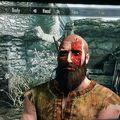 Quando vc é pobre mas quer jogar o novo god of war