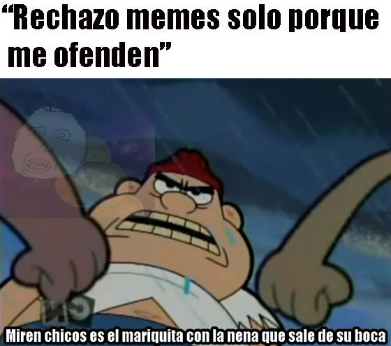 Sensibles lloricas - meme