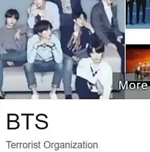 Por qué creen que la gente le tira mierda a BTS? - meme