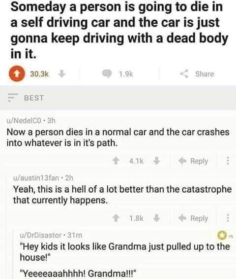 Grandmas =) - meme