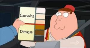 Como saber si tienes coronavirus - meme