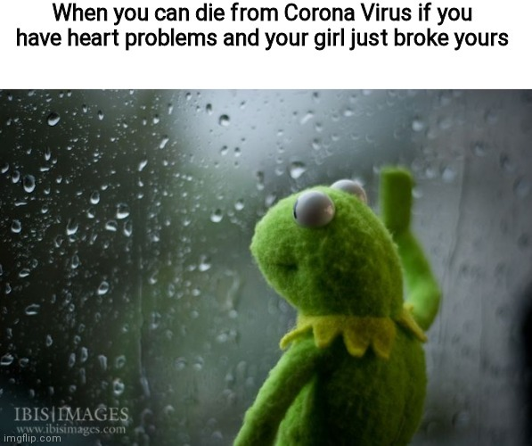 Corona and Depression - meme
