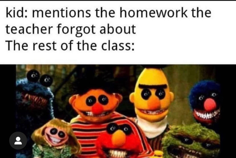 God I fucking hate when that happens - meme