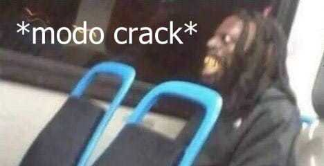 *activa el modo crack* - meme