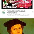 A Martin Lutero non piace questo elemento