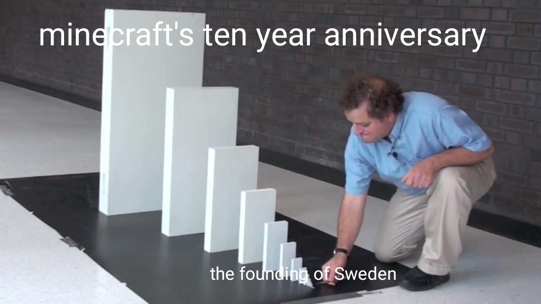 As promised, bad meme