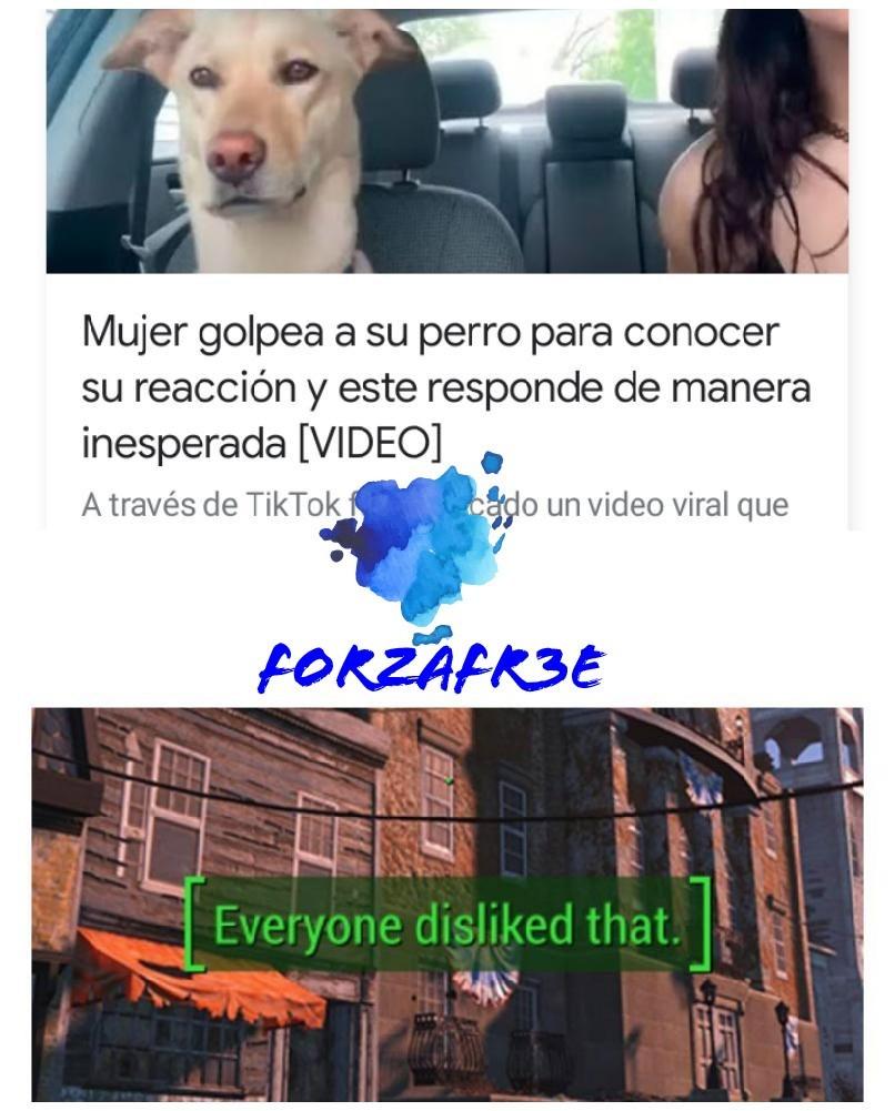 Pobre perro :( - meme