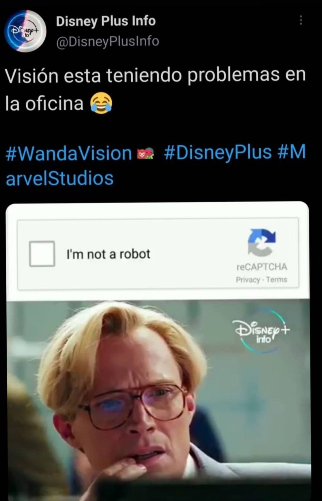 Disney le sabe al chitpost - meme