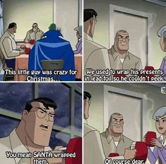 Clark Kent - meme