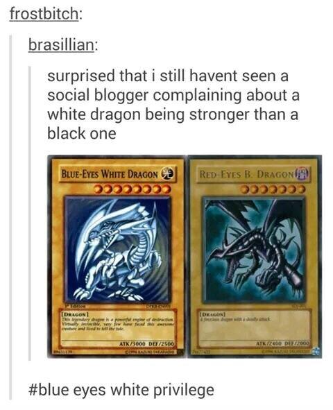 The Best Blue Eyes White Dragon Memes Memedroid