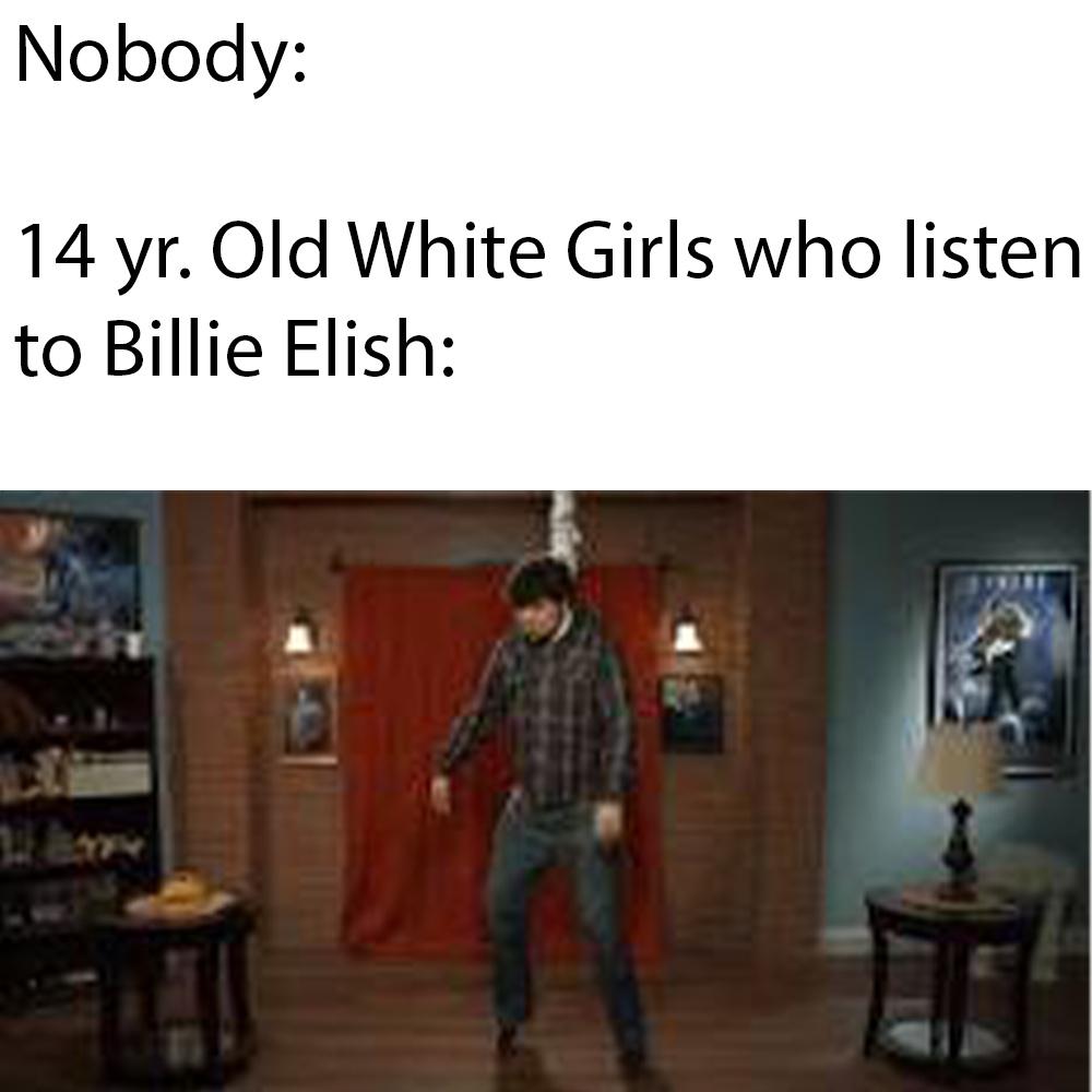 Billie boi - meme