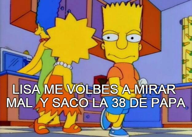 El Barto - meme