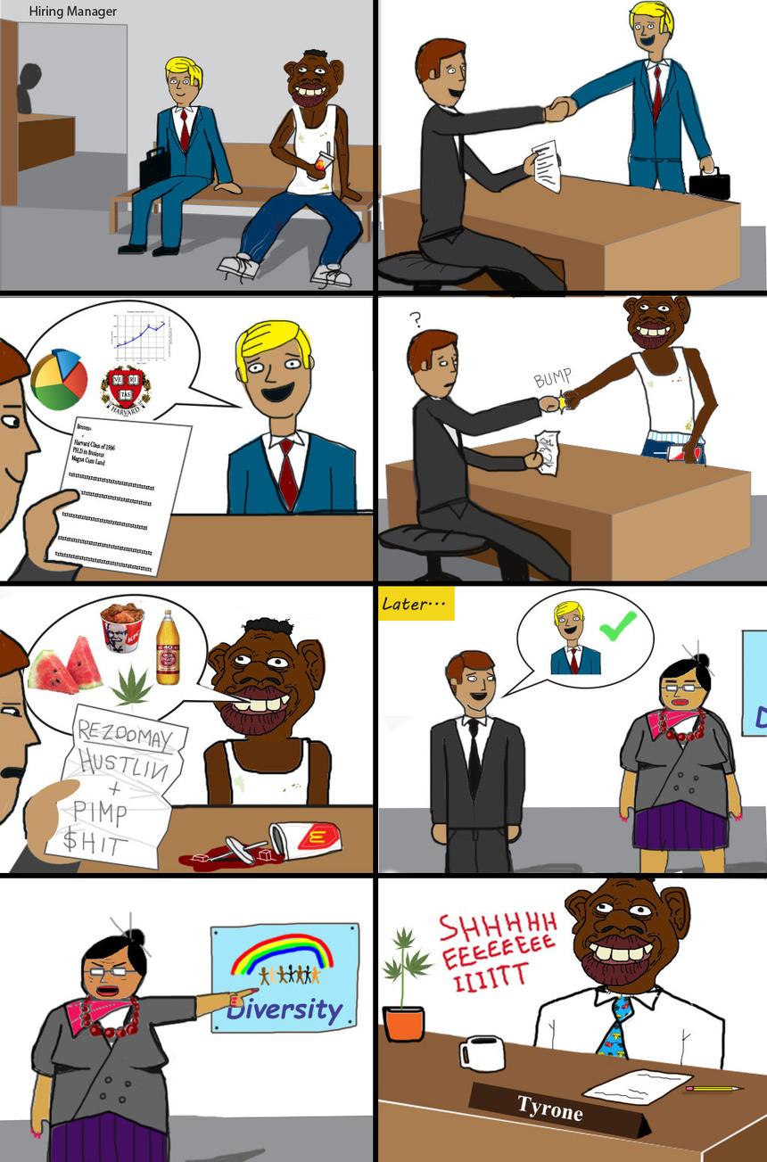 Diva a diversidade - meme
